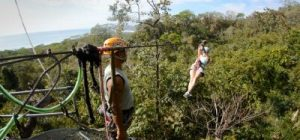 Mal Pais Canopy Ride